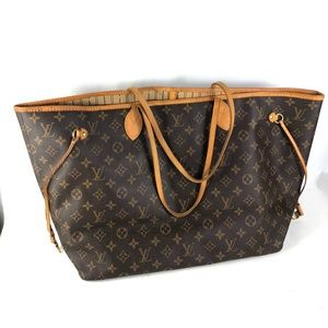 🔥EXTRA LARGE🔥 NEVERFULL GM LOUIS VUITTON
